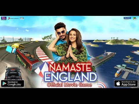 Teaser Of Namaste England Official Movie Game | Arjun | Parineeti | Vipul Amrutlal Shah