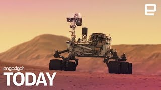 NASA bids farewell to the Mars Opportunity rover