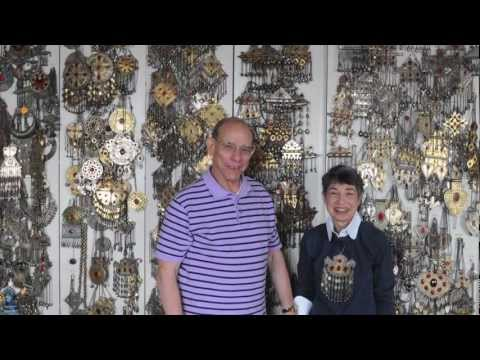 Collecting Turkmen Jewelry: Marshall and Marilyn R. Wolf