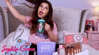 WHAT I GOT FOR MY BIRTHDAY | SOPHIA GRACE