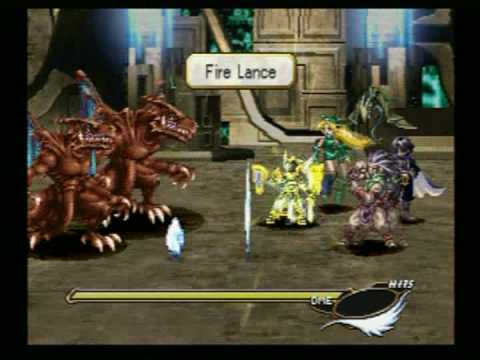 Valkyrie Profile pt.157 - God-like Powers - 2 Dragon Tyrants