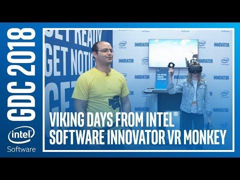 Viking Days from Intel® Software Innovator VR Monkey | Intel Software