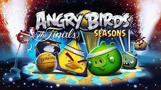ANGRY BIRDS SEASONS The Finals