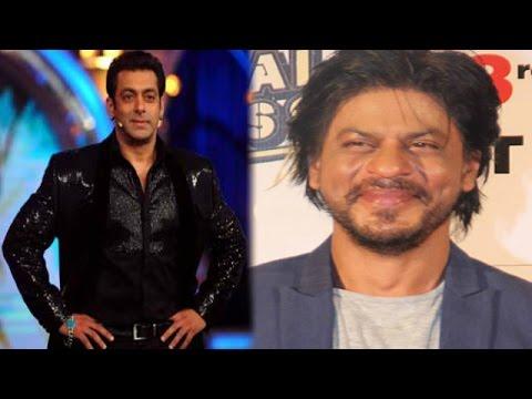 Salman Khan invites Shah Rukh Khan to Bigg Boss 8 house