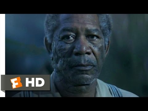 An Unfinished Life (10/12) Movie CLIP - Face To Face (2005) HD