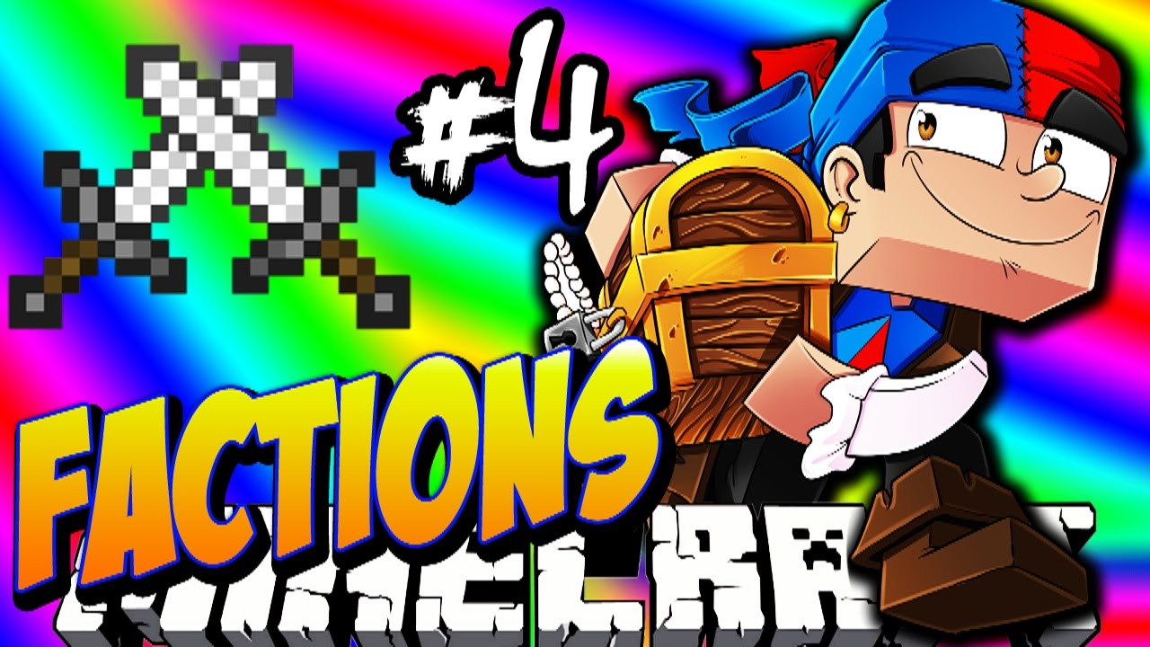"""Minecraft FACTIONS #4 'EPIC WARZONE DUEL!' - Treasure Wars S1 w/ Vikkstar <a href=""""http://t.co/9ToG5q7Vl3"""" class=""""linkify"""" target=""""_blank"""">http://t.co/9ToG5q7Vl3</a>"""