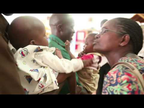Africa: Lewa Childrens Home - Part I