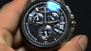 BY0094-52E・CITIZEN ATTESA・シチズン アテッサ25周年記念モデル第二弾