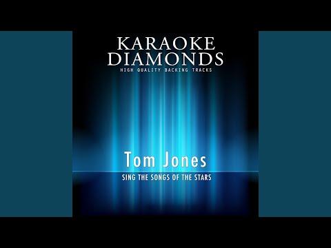 Not Responsible (Karaoke Version In the Style of Tom Jones)