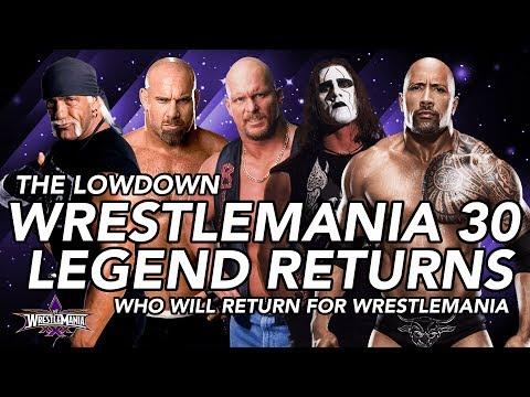 WWE Goldberg return possible for 'Wrestlemania 31'