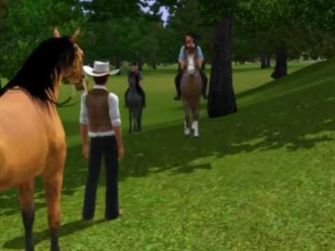 ~ Sims 3 ~ Spirit Stallion of the Cimarron ~ Part 2