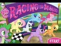 Lets Insanely Play My Little Pony Racing Is Magic With Lag.....Yay!