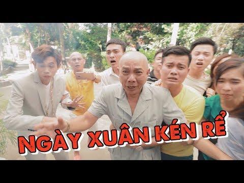 Phim hài NGÀY XUÂN KÉN RỂ | Cười Bể Bụng Dàn Thí Sinh 100 Triệu Thách Thức Danh Hài