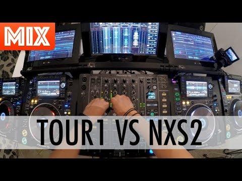 DJ Ravine's $30000 DJ Setup Mix (Pioneer DJ Tour1 Vs NXS2)