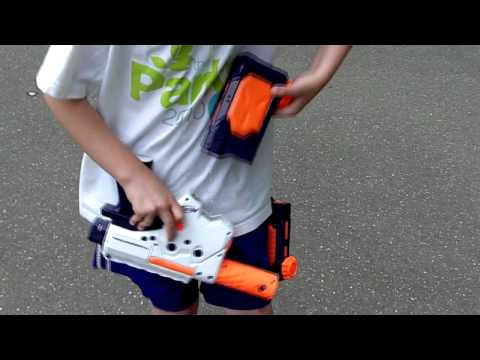 Nerf Super Soaker Thunderstorm Water Gun Review