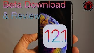 iOS 12.1 Beta Download & Review [Deutsch/German]