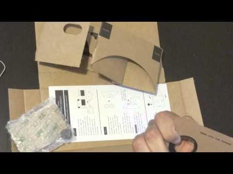 GOOGLE CARDBOARD VR TOOLKIT By DODOCase
