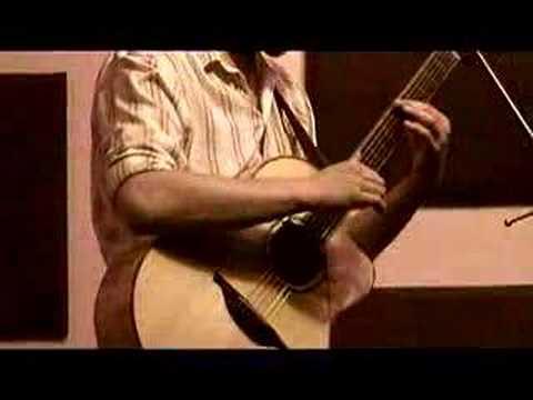 Thomas Leeb - Desert Pirate - acoustic guitar tapping,