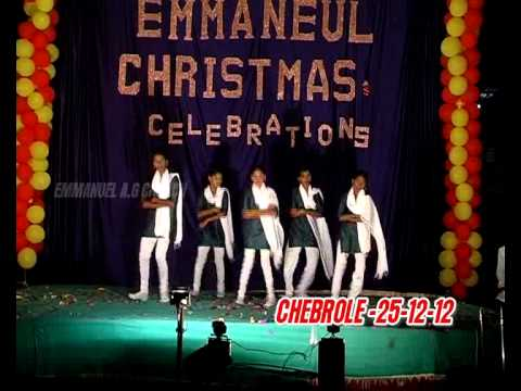 New Telugu Latest Christian Christmas Song-vintaina Tharaka-by Eag Girls-davidson Gajulavarthi video