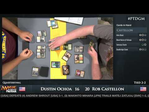 Pro Tour Dragon's Maze Quarterfinals