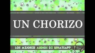 UN CHORIZO - Los Mejores Audios De WhatsApp