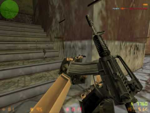 Counter Strike 1.6 Cheat WallHack y Speed (sxe 8.5)