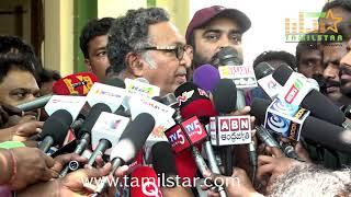 Press Meet of Vels Institute celebrating the anniversary  - Late Dr Ishari Velan