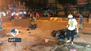 Tai nạn giao thông đêm chung kết AFF Cup: 14 người chết