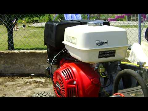 Honda gx390 manual pressure washer