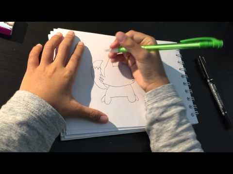 download lagu How To Draw A Fox gratis