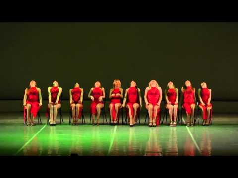 Отчетный концерт 30 мая 2015 года в Концертном зале отеля Санкт-Петербург. Strip dance, хореограф Анастасия Соловьева