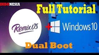 download lagu Cara Membuat Dual Boot Windows Dan Remix Os gratis