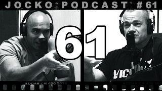 Jocko Podcast 61 w/ Echo Charles - Deal w/ People Talking Behind Your Back. Anger Management.