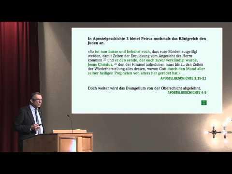 Norbert Lieth: «Die Geschichte einer Braut: Die Zeit zwischen Trennung und Wiederannahme»