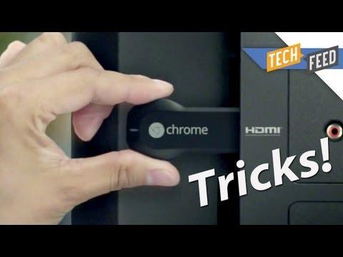 Chromecast Hidden Features!