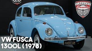 Volkswagen Fusca 1300L (1978) - Clássicos Premium