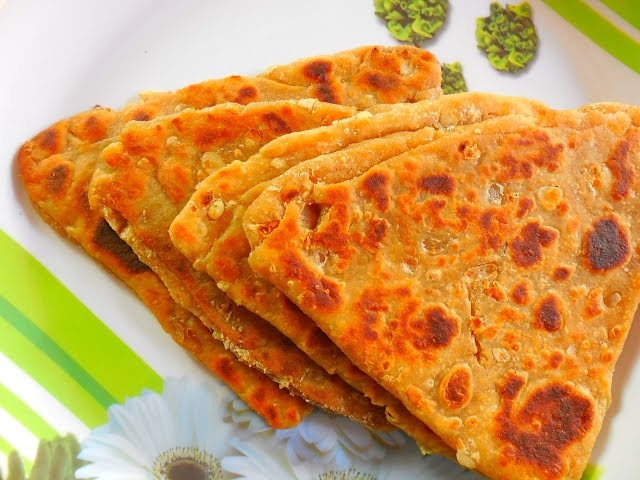 Maski Paratha Recipe(New Recipe) Indian Recipe-Every Day Special Episode-3