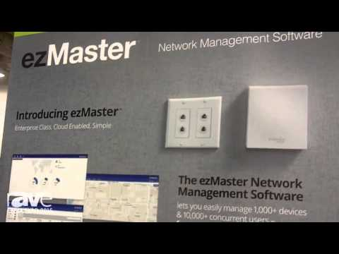 CEDIA 2015: EnGenius Brings Its ezMaster Network Management Software With No Licensing Fees to CEDIA