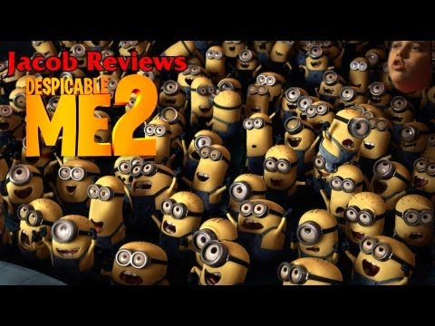 Jacob Reviews: Despicable Me 2 Movie Review