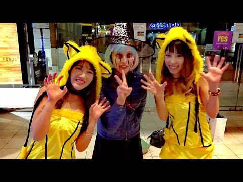 Halloween Japan 2016 - Vivi Giappone
