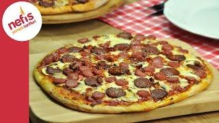 Pizza Tarifi - Pizza Hamuru Tarifi