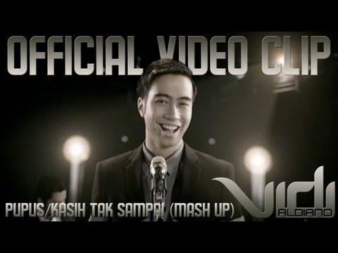 Vidi Aldiano - Pupus kasih Tak Sampai [mash Up] (official Video Hd) video