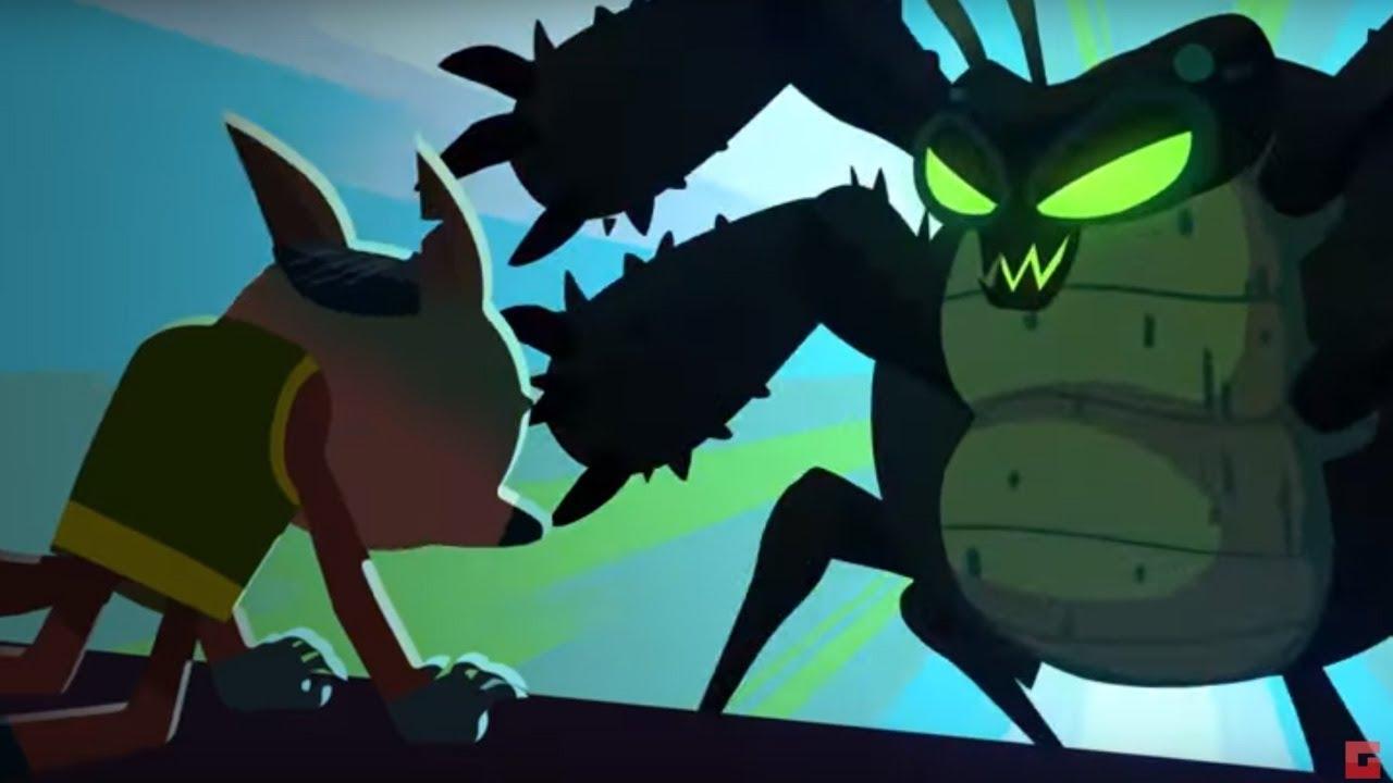 СОБЕЗ 19, 20 серии - Специальный отряд бесстрашных зверей