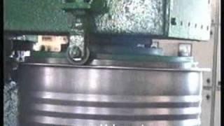 Manek - Barrel / Drum Making Machinery