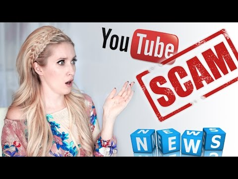 Scam on YouTube :( ...and some good news!