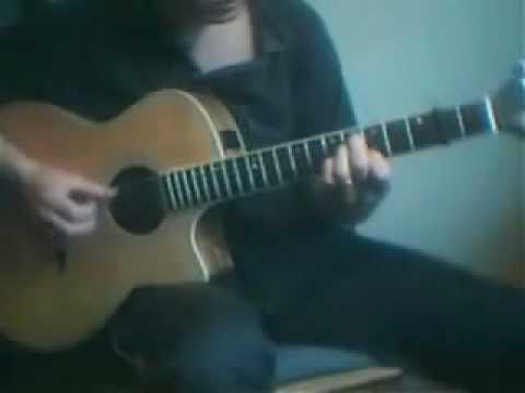 Adrian Legg - Nanci (Fingerstyle Guitar)