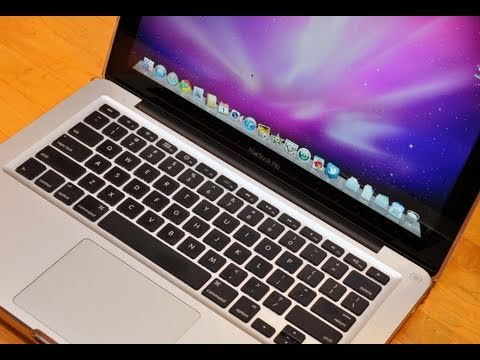 "Apple MacBook Pro 13"" with SSD (Early 2011): Unboxing and Demo"