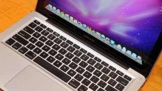 Apple MacBook Pro 13 with SSD (Early 2011): Unboxing and Demo