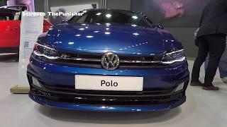 NEW 2019 Volkswagen Polo - Exterior & Interior