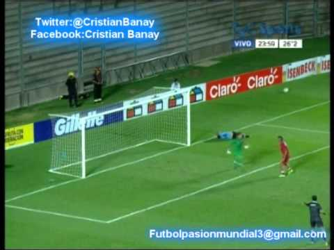 Uruguay 3 Peru 3 (TYC Sports) Sudamericano Sub 20 2013 Los goles (10/1/2012)